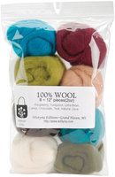 Wistyria Editions Wool Roving - Chic