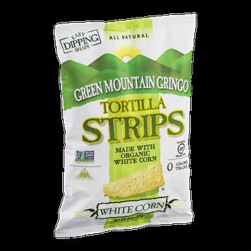 Green Mountain Gringo Tortilla Strips White Corn