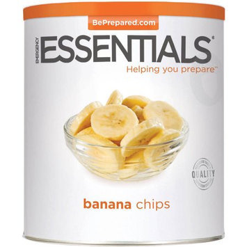 Emergency Essentials Banana Chips, 32 oz