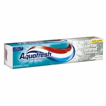 Aquafresh Triple Protection Tartar Control + Whitening Fluoride Toothpaste