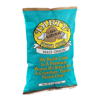 Dirty All Natural Potato Chips Maui Onion