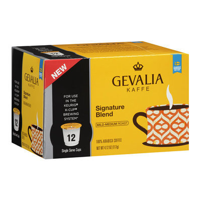 Gevalia Signature Blend Mild-Medium Roast Coffee