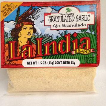 La India Packing Company La India Granulated Garlic 1.5oz