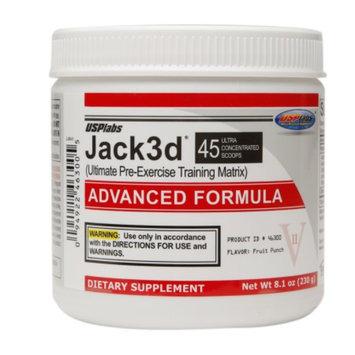 USPlabs Jack3d Advanced Formula Fruit Punch