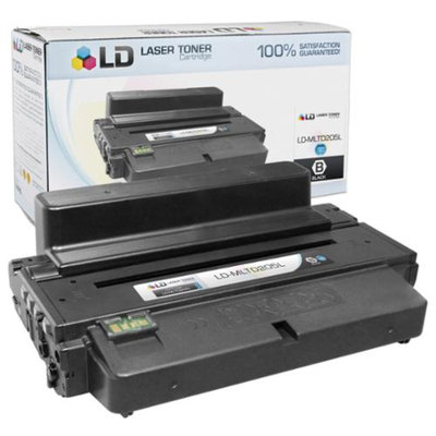 LD Compatible Alternative to Samsung MLT-D205L High Yield Black Laser Toner Cartridge for ML-3312ND