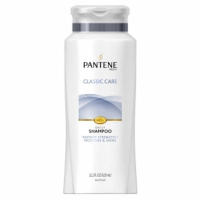 Pantene Pro-V Classic Care Daily Shampoo, 21.1 fl oz