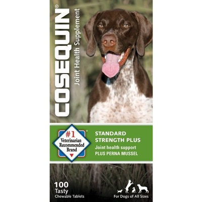 Cosamin DS Cosequin Bonelets, Hip & Joint Support Plus Supplement, Dogs 90 ea