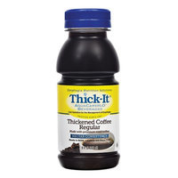 Aqua Care H2O Thickened Regular Coffee 8 oz Bottle