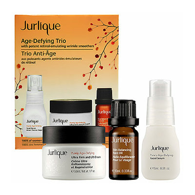 Jurlique Age-Defying Trio With Potent Retinol-Emulating Wrinkle Smoothers