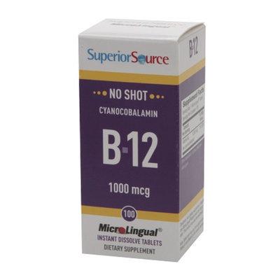 Superior Source No Shot B12 1000mcg