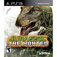 Sony Jurassic: The Hunted Playstation3 Game Activision