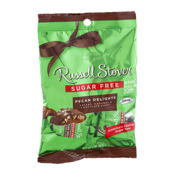 Russell Stover Sugar Free Pecan Delights
