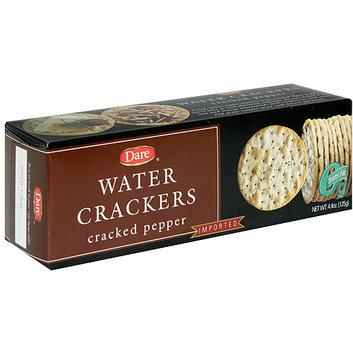 Dare Cracked Pepper Water Crackers