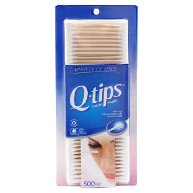 Q-tips Q-Tips Cotton Swabs