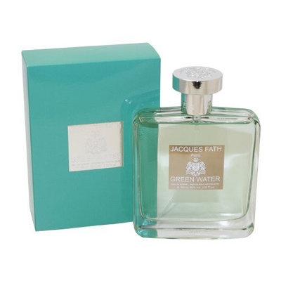 Green Water by Jacques Fath For Men. Eau De Toilette Spray 3.3-Ounces