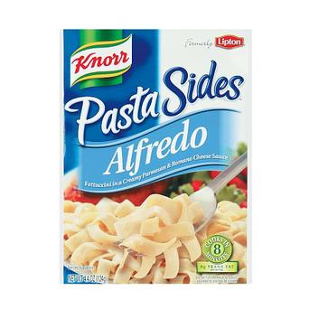 Knorr Pasta Sides Alfredo Fettuccini Side Dish