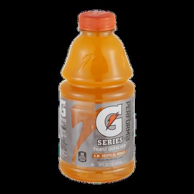 Gatorade G Series Perform 02 A.M. Tropical Mango Thirst Quencher