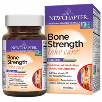 New Chapter Bone Strength Take Care - 180 Slim Tablets