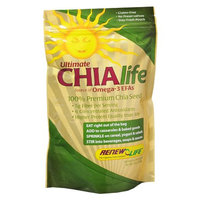 ReNew Life Ultimate Chialife Dietary Supplement Chia Seeds