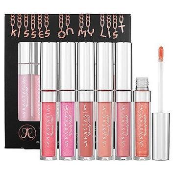 Anastasia Beverly Hills Kisses On My List Volume 2 Hydrafull Gloss Set