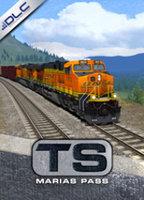 Railsimulator.com Train Simulator Marias Pass