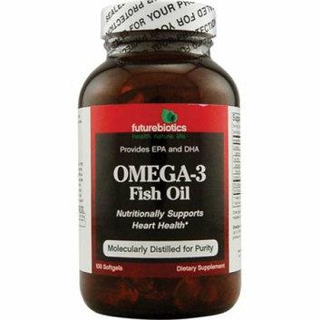 FutureBiotics Omega-3 Fish Oil 100 Softgels