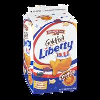 Pepperidge Farm Goldfish Baked Snack Cracker Liberty
