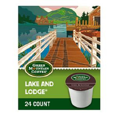 Green Mountain Lake & Lodge Coffee