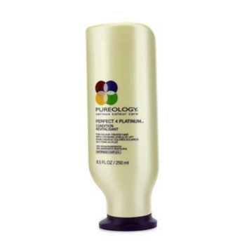Pureology Perfect for Platinum Conditioner, 8.5 Ounce