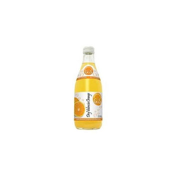 Gus Grown Up Soda Gus Grown-Up Soda BG14028 Grown-Up Soda Dry Valencia Orange - 6x4Pack