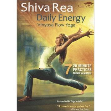 Acacia Shiva Rea: Daily Energy Vinyasa Flow DVD