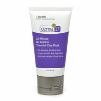 c. Booth derma P 17 10-Minute Oil Control Thermal Clay Mask