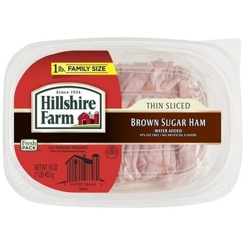 Hillshire Farms Hillshire Farm Thin Sliced Brown Sugar Ham, 16 oz