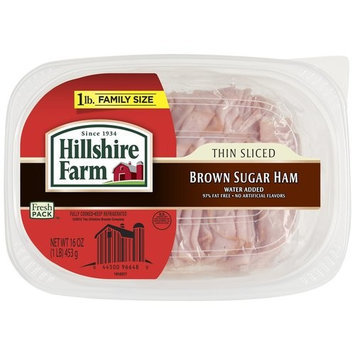 Hillshire Farms Ultra Thin Sliced Brown Sugar Ham