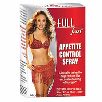 Full Fast Appetite Control Spray Dietary Supplement