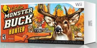 Activision Cabela's Monster Buck Hunter with Gun