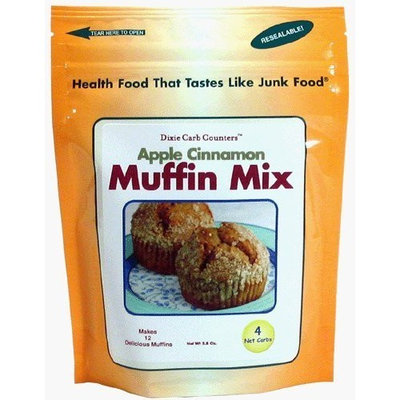Dixie Carb Counters Apple Cinnamon Muffin Mix