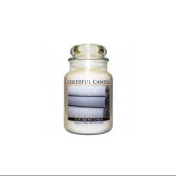A Cheerful Candle CC02 Luxurious Linen 24 Oz Cheerful Pack Of 12