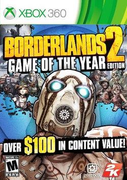 Take-Two 49332 Borderlands 2 GOTY X360