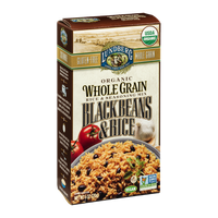 Lundberg Organic Whole Grain Black Beans & Rice