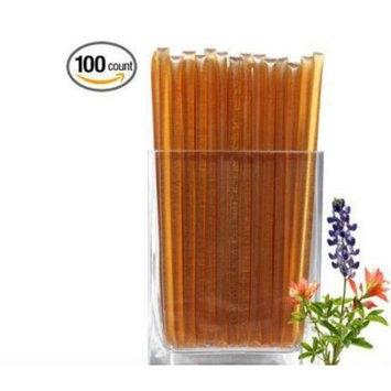 Floral Honeystix - Wildflower - 100 Honey - Pack of 100 Stix - 250g