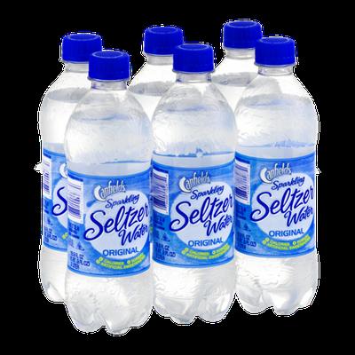 Canfield's Sparkling Seltzer Water Original 6 CT