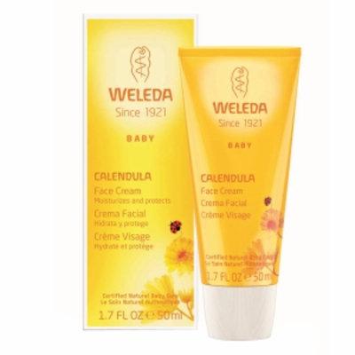 Weleda Baby Calendula Face Cream, 1.7 fl oz