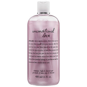 philosophy unconditional love shampoo