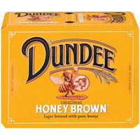 Placeholder Dundee Original Honey Brown Lager, 12ct