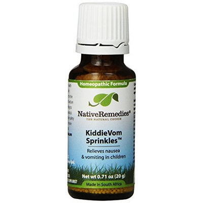 Native Remedies KiddiVom Sprinkles for Child Nausea and Vomiting (20g)