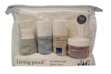 Living Proof Breakthrough Blow-Outs Kit