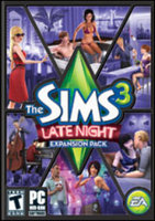 Electronic Arts The Sims 3 Late Night Expansion Pack (Win/Mac)