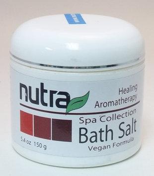 Spa Collection Bath Salt Nutra Research Intl 5.4 oz Salt