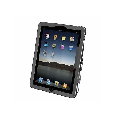 Ten One Design Grey Particle Case for iPad